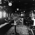 Smoking Room On The Presidential Yacht by Everett