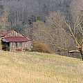 Smoky Mountain Barn 9 by Douglas Barnett