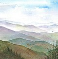 Smoky Mountain Morning by Rosie Phillips