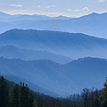 Smoky Mountains by Melinda Fawver