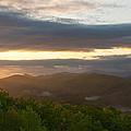 Smoky Sunrise by Walt Sterneman