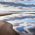 Smooth Water Reflections by Bill Wakeley