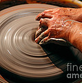 Smoothing Clay by James L. Amos