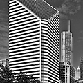 Smurfit-stone Chicago - Now Crain Communications Building by Christine Till