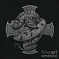 Snake Cross by Stanley Morrison