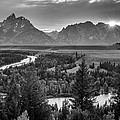Snake River - Grand Teton National Park by Mike  Walker