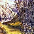 Snake River Landing by Lynne Wright