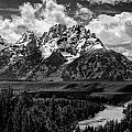 Snake River Overlook by Kevin Reilly
