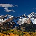 Sneffels Clearing  by Darren  White