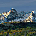 Sneffels Range by Jerry Fornarotto