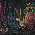 Snellius Fluffius by Anastasiya Malakhova