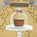 Snickerdoodle Cupcake by Catherine Holman