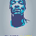 Snoop Dogg Poster Art by Florian Rodarte