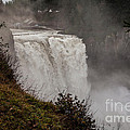 Snoqualmie Falls by Webb Canepa
