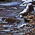 Snow And Ice Water And Rock by Dale Kincaid