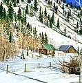 Snow Bound by Barbara Jewell