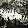 Snow In London by Lenny Carter