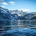 Snow Lake by Ryan McGinnis