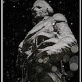 Snow Mask By Darryl Kravitz by Darryl  Kravitz