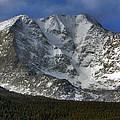 Snow Peaks by David Kehrli