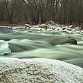 Snow Rock by Bonfire Photography