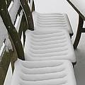 Snow Seat by Maria Joy