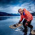 Snow Shoes 2 by Jim DeLillo