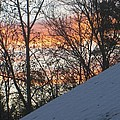 Snow Sunset by Sonali Gangane