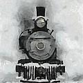 Snow Train by Dragica  Micki Fortuna