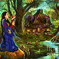 Snow White by MGL Meiklejohn Graphics Licensing