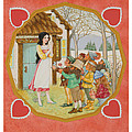 Snow White And The Seven Dwarfs by Lynn Bywaters