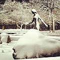 Snow Woman by Jana Nyberg