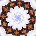 Snow Wreath by Lisa Brandel