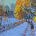 Snowballing by Andrew Macara