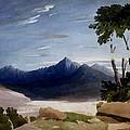 Snowdon by John Varley