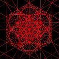 Snowflake Shape Comes From Frequency And Mass by Jason Padgett