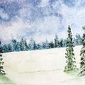 Snowing In Christmas by Nirdesha Munasinghe