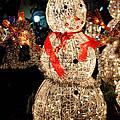 Snowman by Carol Ailles