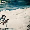 Snowman  by Kathleen W Jones