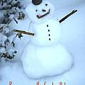 Snowman by Eric Liller