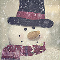 Snowman by Pam  Holdsworth