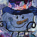 Snowman Photo Art 35 by Thomas Woolworth
