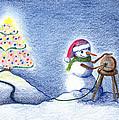 Snowman's X'mas by Keiko Katsuta