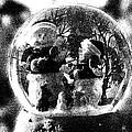 Snowmen Globe by Thomas Woolworth