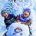 Snowmen by Hanne Lore Koehler