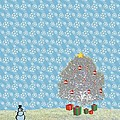 Snowy Christmas by Tara Potts