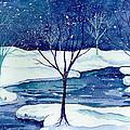 Snowy Moment by Brenda Owen