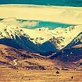Snowy Mountains by Florian Rodarte