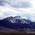 Snowy Mountains In Spring by Matthew Peek