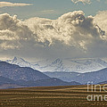 Snowy Rocky Mountains County View by James BO  Insogna